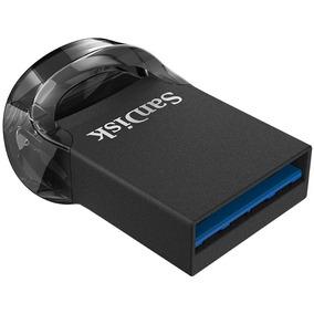 Mini Pen Drive 64gb Ultra Fit Usb 3.1 130mbs Orig Lacrado