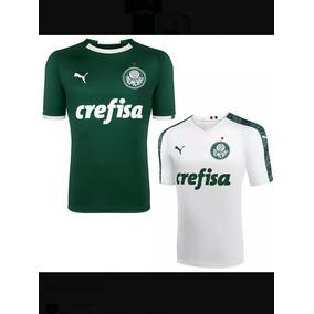 Camisa Palmeiras Puma 2019 Oficial Frete Grátis 91bb1ce929492