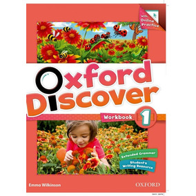 Oxford Discover 1 - Workbook With Online Practice - Oxford U