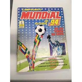 5447f5295c Antilhas Holandesas Campeonato Mundial De Futebol Usa 94 - Álbuns e ...