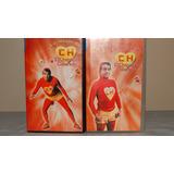 Vhs - El Chapulin Colorado - Vol1 E 2 - Importado (pal - N)