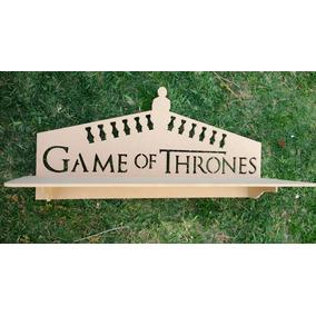Repisa Game Of Thrones Got En Fibrofácil 60 X 30 Cm