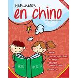 Libro Para Aprender Chino Hablemos En Chino 1 Envío Gratis
