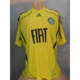 Camisa Palmeiras Verde Limão 2008 - Camisas de Futebol no Mercado ... 2bdeb962ba97b