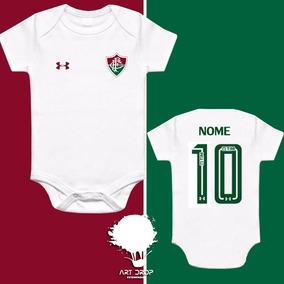 Body Fluminense Bebe - Bebês no Mercado Livre Brasil eaaa8ccef21a3
