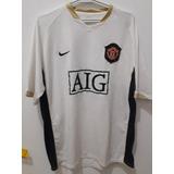 Camisa Manchester United #17 Original Clássica Larsson