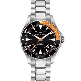 Reloj Hamilton Khaki Navy Scuba Auto H82305131 Ghiberti