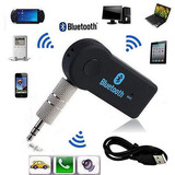 Reseptor 3.5mm Bluetooth Universal Auto Stereo Casa Android