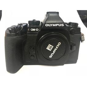 Câmera Olympus Omd-em1 - Apenas Corpo