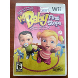 Juego My Baby First Steps Nintendo Wii