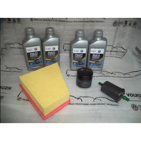 Kit Troca De Oleo 502 Vw Gol Saveiro Spacefox Voyage