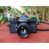 Camara Fotográfica Promatic Compact-r De 35mm (01)