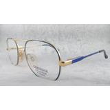 Armação  óculos Metal  italiano Cambridge 1008ov 3a0a815694