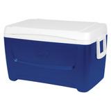 Caixa Térmica Cooler Igloo Island Breeze 48 Qt 45l 76 Latas