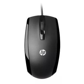 Mouse Optico Hp X500 Cable Laptop Pc Computadora Luz Led