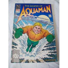 Aquaman Special Nº 1: The Legend - Curt Swan - 1989 - Dc