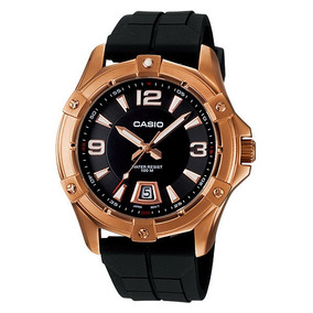 351faf62a69 Relógio Casio Retro Dourado Replica Lindo E Novo - Relógios no ...