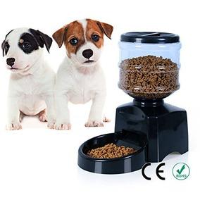 Comedouro Alimentador Digital Ração Eletrônico Cães Gatos