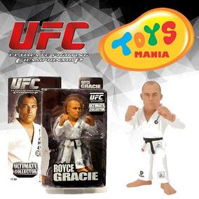 Boneco Ufc Ultimate Collector - Royce Gracie Jiu Jitsu