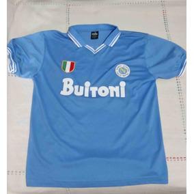 Camiseta Napoli Maradona Original - Camisetas en Mercado Libre Argentina fbe961fc00709