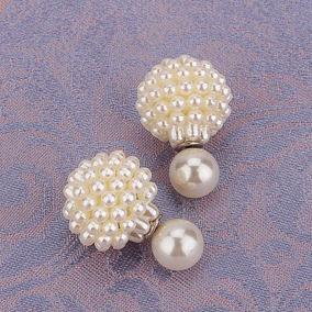 7191f9ffa5d Brinco Dior Inspired Pérola (prata 925) - Brincos no Mercado Livre ...