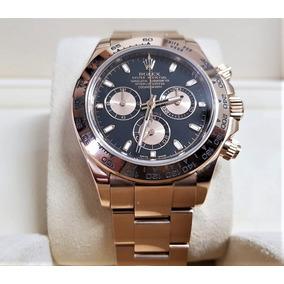 5a382f94061 Rolex Daytona Ouro Rose - Relógios De Pulso no Mercado Livre Brasil