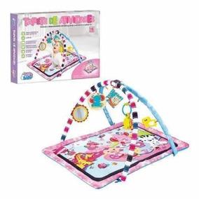 Móbile Infantil Brinquedo Tapete De Atividades 65x84x53 Cm