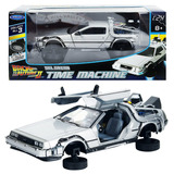 Delorean Time Machine Back To The Future 2 1:24 Welly Fly