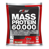Mass Protein 60.000 Ftw Hipercalórico 3kg - Chocolate