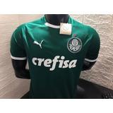 Camisa Original Palmeiras 2019 (personalização Inclusa)