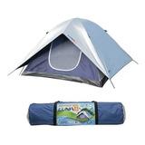 Barraca Camping Luna 4 Pessoas Mor 2,10 X 2,10