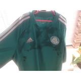 Camisa Palmeiras adidas Verde Oficial Usada 2012/2013 G
