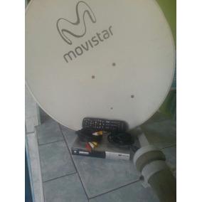Decodificador Y Antena Movistar Tv