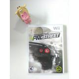 Need For Speed Pro Street Nintendo Wii Garantizado