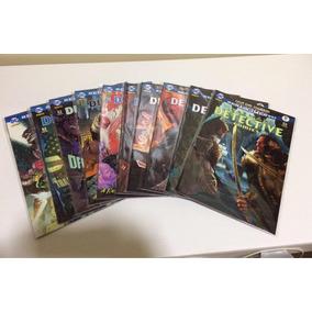 Batman Detective Comics 1 - 11 (falta 9)