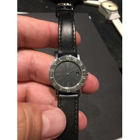 e95ab7e8079 Relogio Bvlgari Bb 23gl P31970 - Relógios no Mercado Livre Brasil