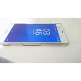 Smartphone Sony Z3 D6603, Seminovo, Tela Trincada