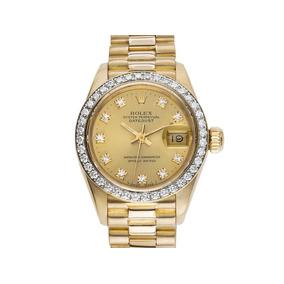 5d8019d8894 Relogio Rolexes Serie Ouro - Relógio Rolex