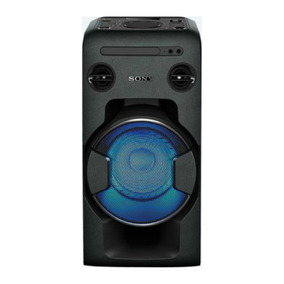 Sony Minicomponente Con Bluetooth Party Light Mhc-v11d