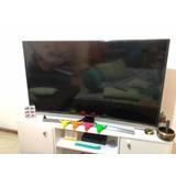 Vendo Tv Smart 4k Samsung Curvo Impecable Como Nuevo