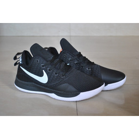 premium selection 14159 3fd3b Kp3 Zapatos Caballeros Nike Lebron James Witness 3 Negro bla