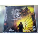 Juego De Dreamcast Original (2 Cds),alone In The Dark The Ne