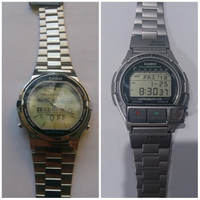 9cdcc3b810553 Relogio Abx 600 Casio Twincept - Relógios De Pulso no Mercado Livre ...