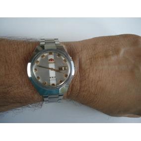 f54f11c9202 Relogio Orient Automatico 3 Estrelas Antigo Japan - Relógios no ...