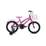 Bicicleta Aro 16 Infantil Drika Stone Bike