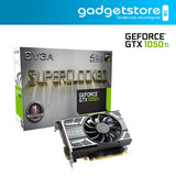 Tarjeta Video Evga Nvidia Geforce Gtx 1050 Ti Sc 4gb Ddr5