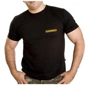 Camiseta Segurança - 2 Camisas Por 80 Reais