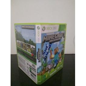 Minecraft Para Xbox 360 Original