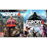 Far Cry 4 + Season Pass ~ Ps3 Digital Español