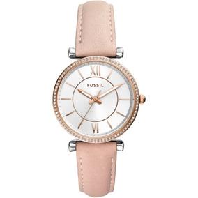 a2f88f8aa0bf Reloj Fossil Dama Plata Con Dorado - Relojes en Mercado Libre México